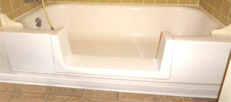 Bathtub Conversion